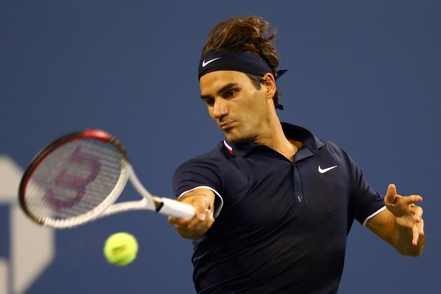 US Open Tennis 2012 Scores: Full Recap from Day 1 Action