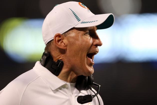 Miami Dolphins: How High-Profile Preseason Proved Joe Philbin Is a Perfect Fit