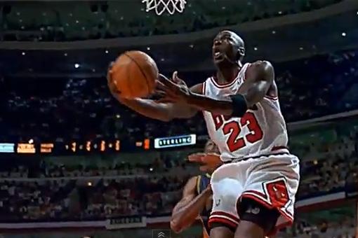 Kobe/MJ Mirror Image Vid