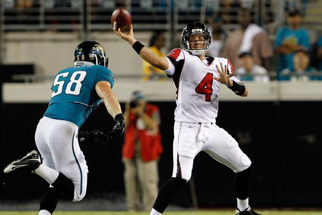 Atlanta Falcons: Releasing John Parker Wilson a Matter of Roster Eligibility