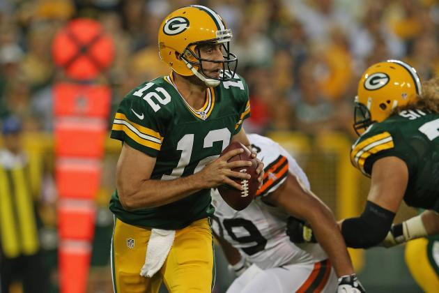 Fantasy Football 2012 Tiered Rankings: Top 30 Quarterbacks
