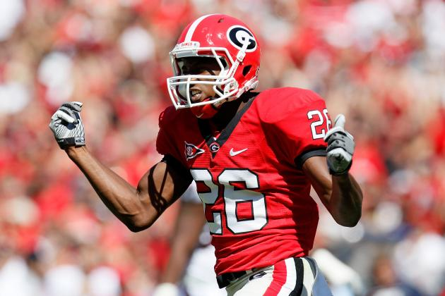 Georgia Football: Malcolm Mitchell Wise to Get a Tuneup at Wide Receiver