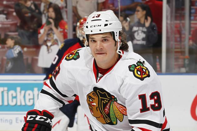 Chicago Blackhawks: Expect More of the Unexpected from Daniel Carcillo