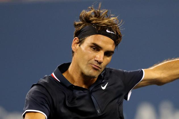 2012 US Open Tennis: Brad Gilbert Likes Fed and Serena, but Neither Is a Lock