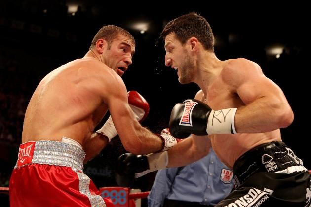 IBF Champion Carl Froch to Take on Yusaf Mack, Awaits Lucian Bute Rematch
