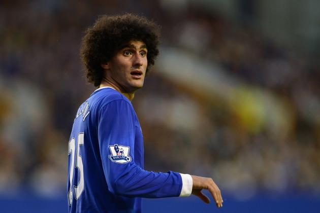 Everton FC: Marouane Fellaini Is Turning into a Superstar for the Toffees
