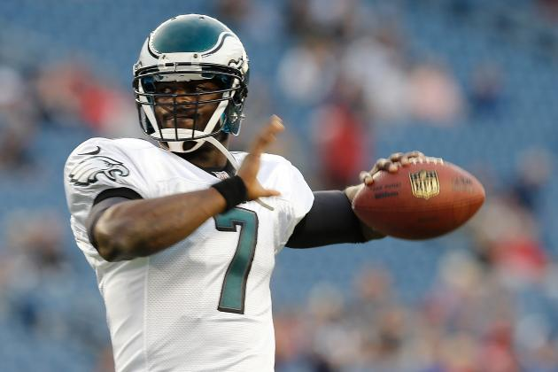 Fantasy Football 2012: Why Michael Vick Just Isn't Worth It