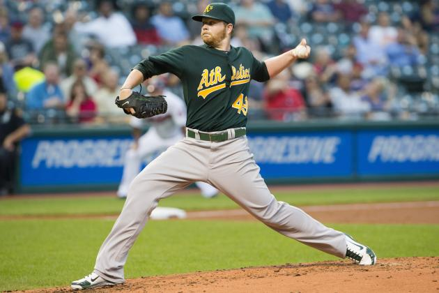 Brett Anderson Helps Oakland Athletics Forget Bartolo Colon