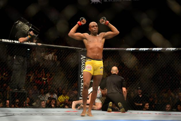 Anderson Silva: What Could 2013 Have in Store for the Middleweight Champ?