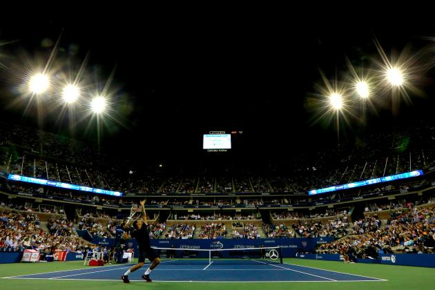 US Open Tennis 2012 Schedule: Full TV and Online Listing for Tournament