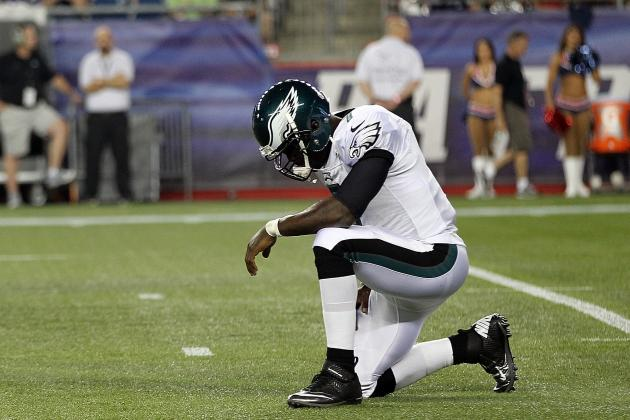 Philadelphia Eagles: Looking at Boom-or-Bust Players for 2012