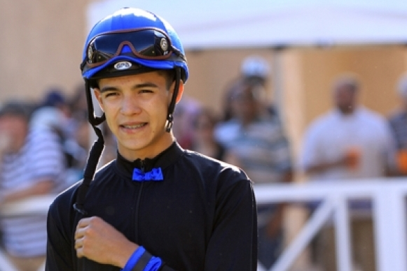 'Personal Problems' Force Jockey Eswan Flores off Mounts