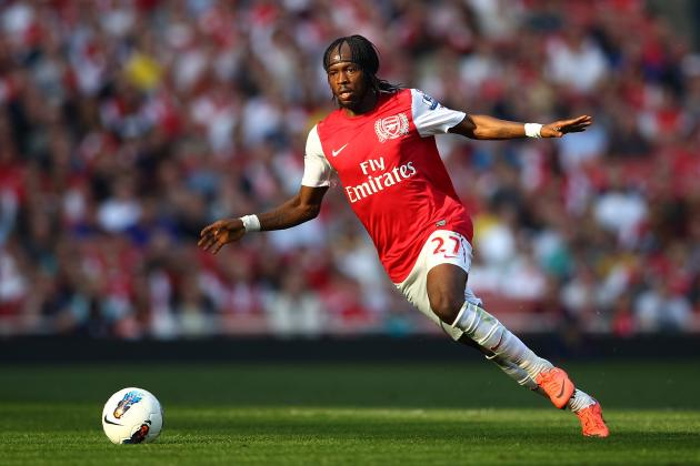 Gervinho vs. Theo Walcott: Analyzing Who Should Start for Arsenal