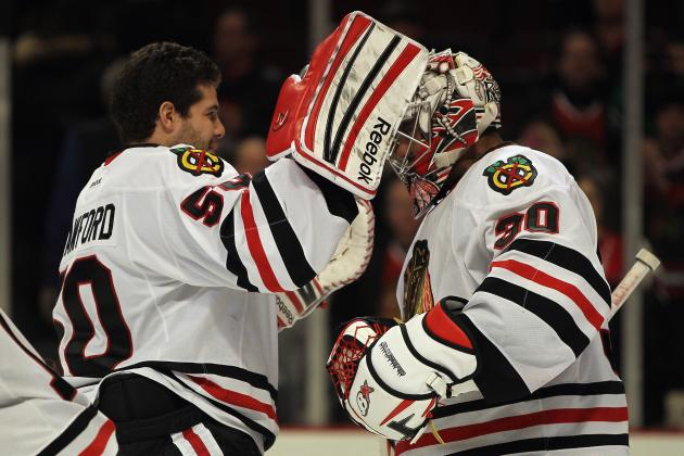 Chicago Blackhawks: Their Best and Worse Case Scenario in Net