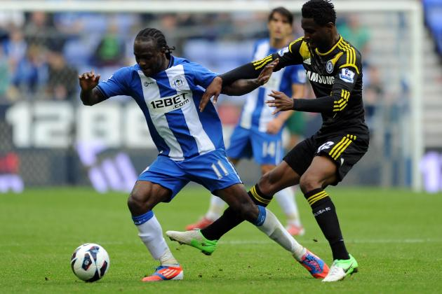 Chelsea Transfer News: Wigan Star Victor Moses a Great Signing for the Future