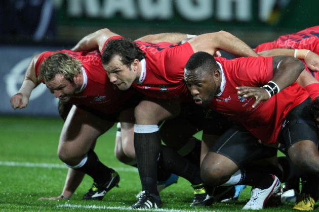 Prop Forwards: The Forgotten Heroes of Rugby Football