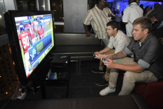 Madden 13 Player Ratings: Most Underrated Players in This Year's Edition