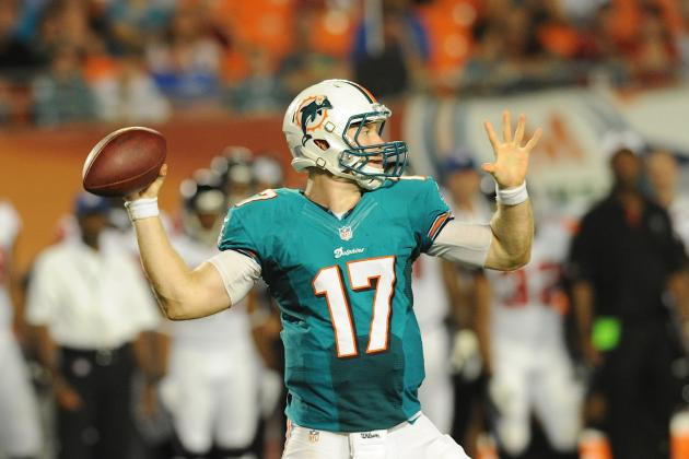 Ryan Tannehill Needs Miami Dolphins Receivers to Do Their Jobs