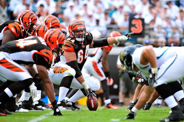 Losing Center Kyle Cook Is a Major Blow to the Cincinnati Bengals Offense