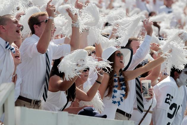 Penn State Football Doesn't Owe Fans Explanation for Cutting 'Sweet Caroline'
