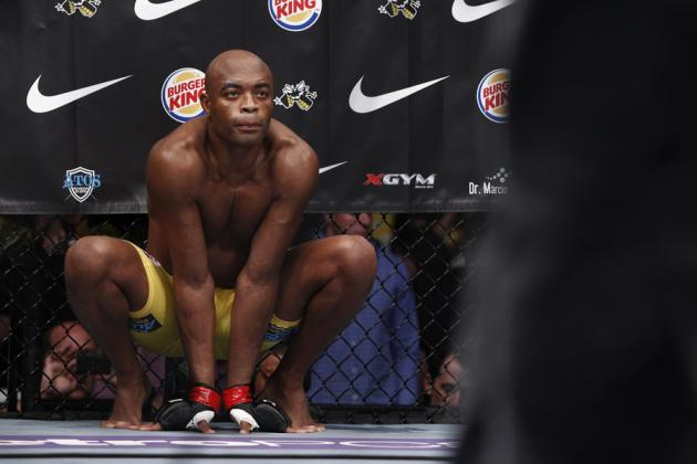 Anderson Silva on Chris Weidman: 'I Didn't Refuse Anything, I'm Here to Fight!'