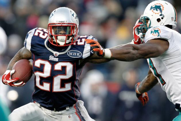 Stevan Ridley vs. Shane Vereen: Latest News and Updates on Patriots RB Battle