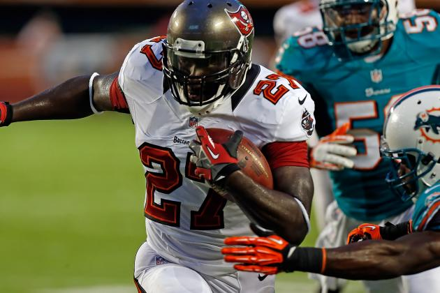 2012 Fantasy Football Sleepers: 5 Running Backs Who Will Save Your Season