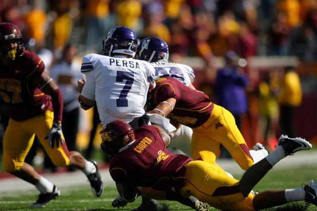 Keanon Cooper: The Player Who Led Gophers Football Through Tragedy