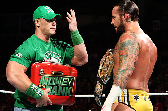 WWE Night of Champions 2012: Is CM Punk vs. John Cena Fresh as a Singles Match?