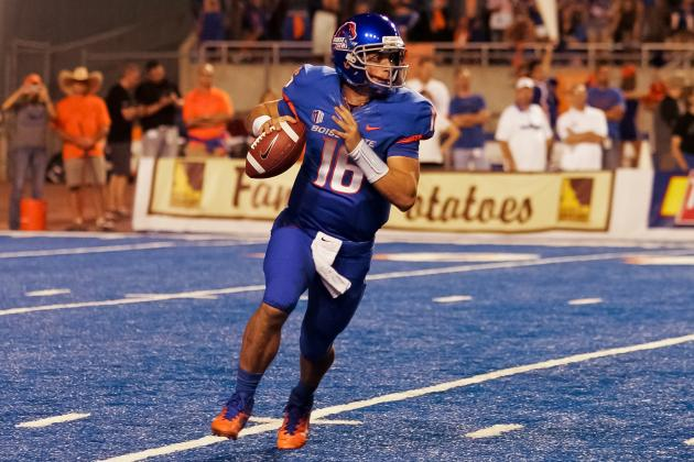 Boise State Football: Keys for Broncos in Crucial Opener vs. Michigan State