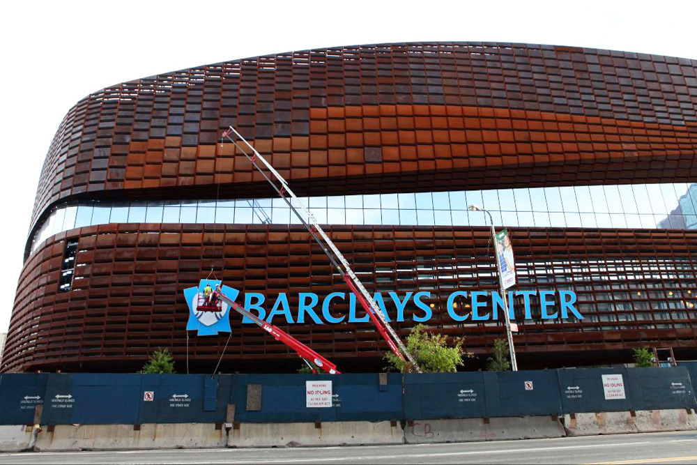 Barclays Center Rust Rounding Up Reactions To Brooklyn