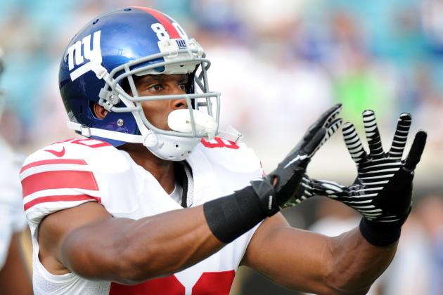 Victor Cruz: Fantasy Draft Value, Red Flags and Predictions for Giants WR