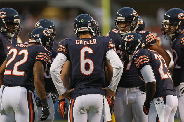 2012 NFL Power Rankings: Beware of the Chicago Bears