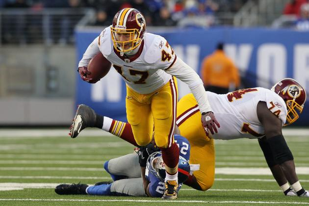 Breaking News: Washington Redskins Release Chris Cooley