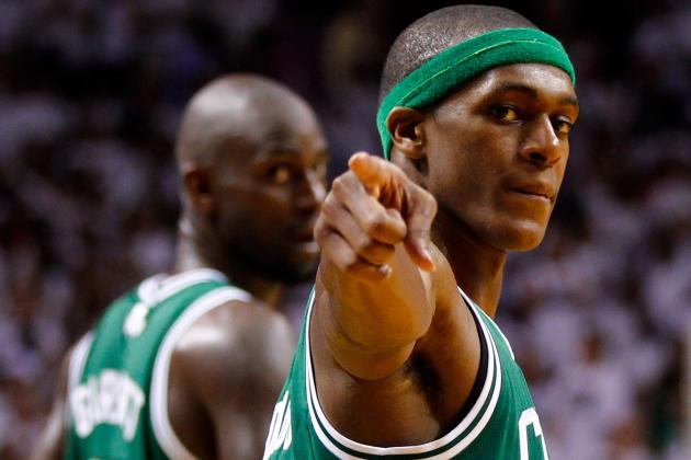 Between the Numbers of Rajon Rondo