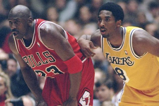 The Michael Jordan Versus Kobe Bryant Debate Continues