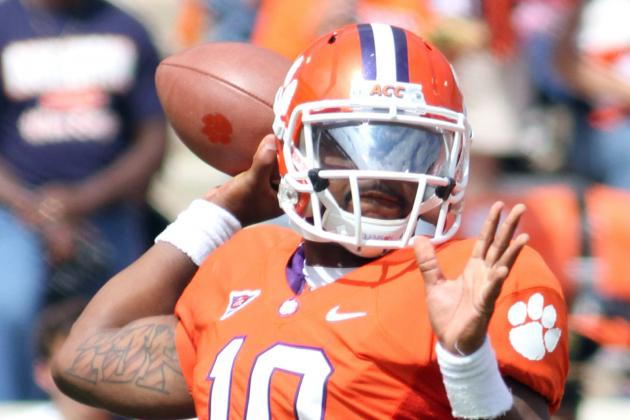 Clemson Tigers on the Prowl: Team Poised for a Championship Run in 2012