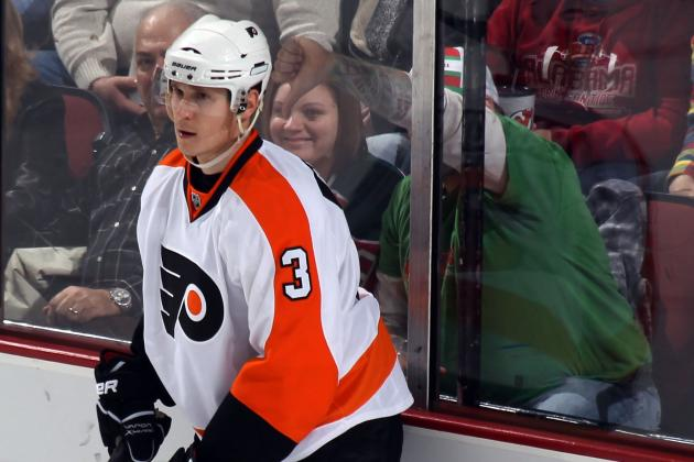 Ex-Flyer Bartulis Headed to the KHL
