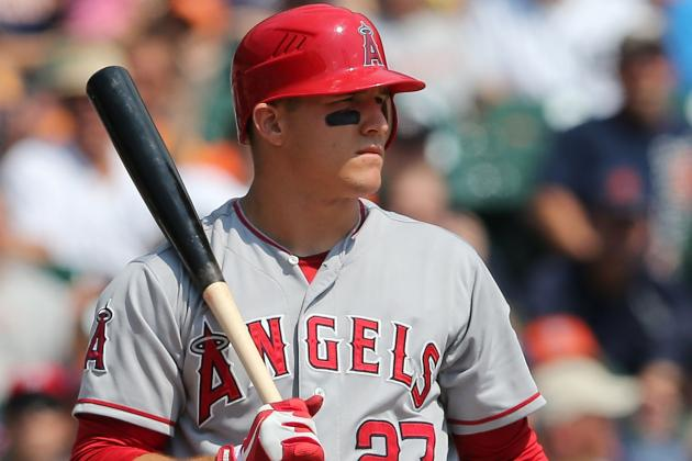 Trout Outsells Pujols 2-to-1 at Angels Stores