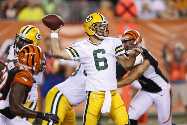 Breaking Down Green Bay Packers' QB Options if Aaron Rodgers Gets Hurt