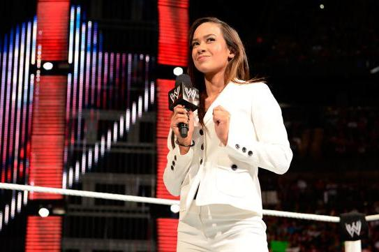 WWE: Why AJ Lee Has Thus Far Done Well as Raw's General Manager
