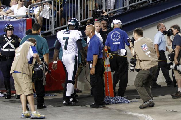 How Can Philadelphia Eagles Prepare for Michael Vick's Inevitable 2012 Injury?
