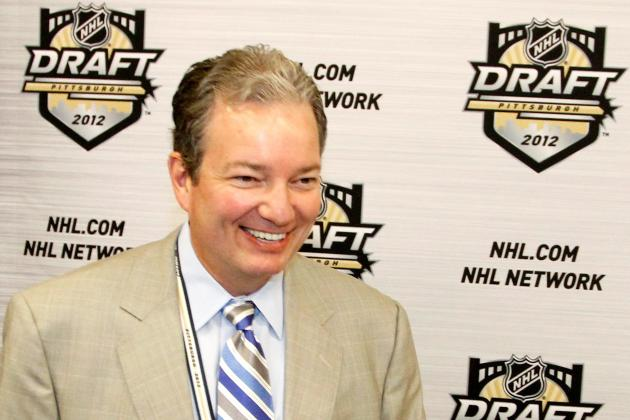 Penguins general manager Shero pleased with roster