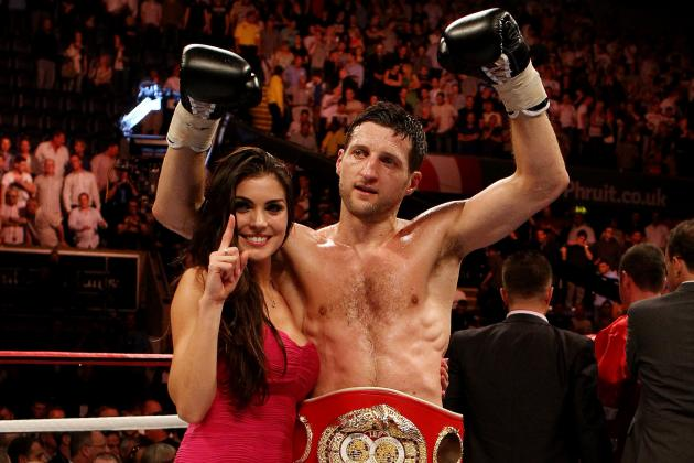 Carl Froch v. Yusaf Mack: Froch Deserves a Stay-Busy Fight