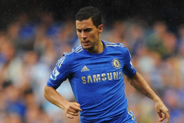 Chelsea FC: Eden Hazard Making an Early Case for Player of the Year