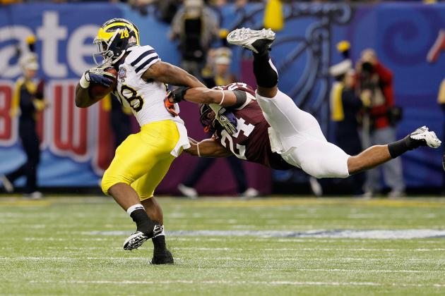 Michigan Football: Fitz Toussaint's Plea Deal Clears Way to Playing on Saturday