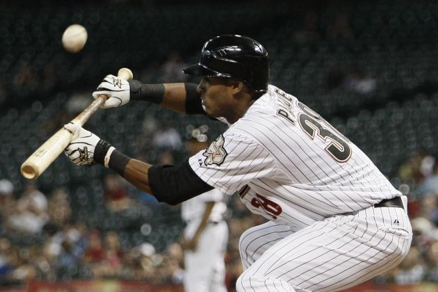 Houston Astros Bring Up Jimmy Paredes from the Lance Berkman Deal