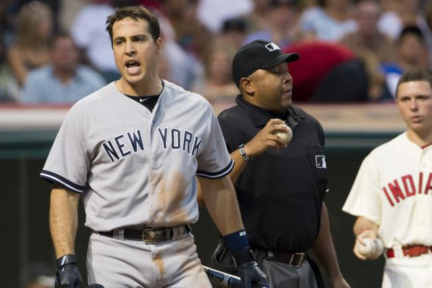 How Mark Teixeira's Injury Has Thrown the AL East Entirely Up for Grabs