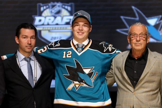 Hertl Leads Sharks' Batch of Prospects
