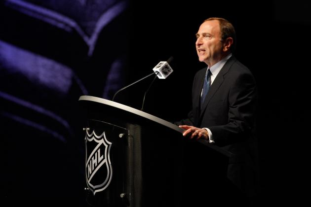 Reason for Optimism in NHL/NHLPA Labor Talks?